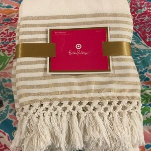 Lilly Pulitzer for Target Throw Blanket